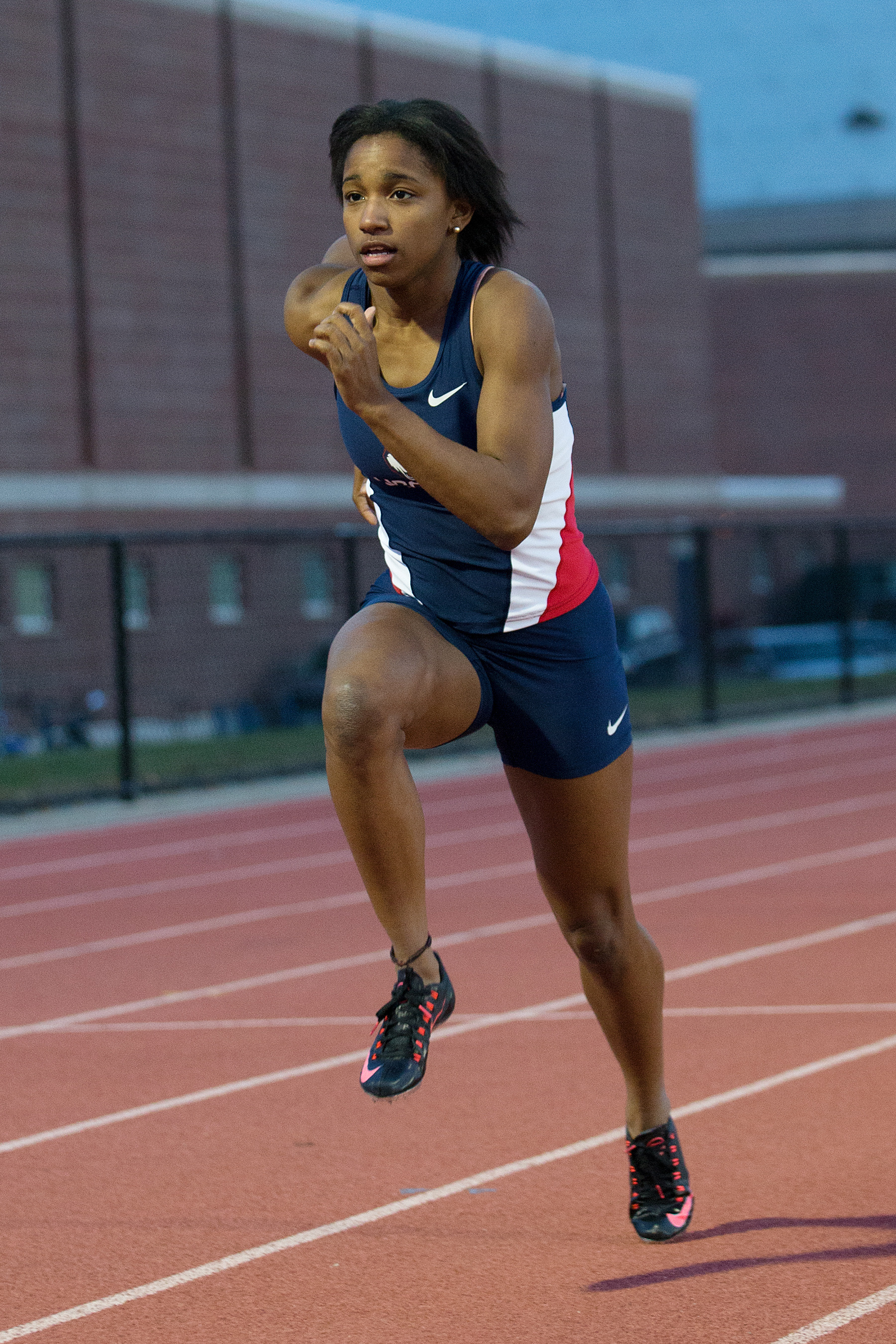 Taylor Anderson Earns Track Athlete of the Week - University of ...