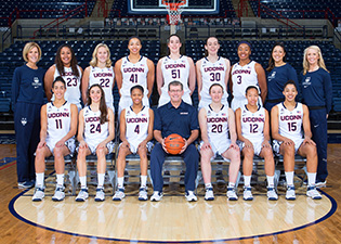Uconn Womens Basketball 2014