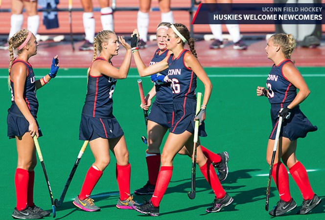 Field Hockey Adds 12 Incoming Players - University of