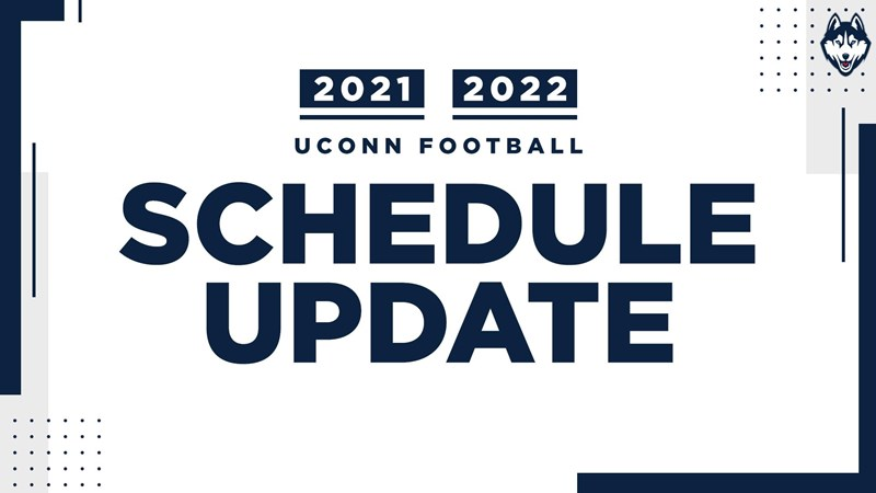 Uconn Calendar 2021 Football Announces Additional Games for 2021, 2022 and Beyond