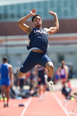 Men's Track and Field - University of Connecticut Athletics